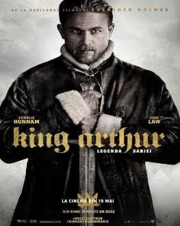 King Arthur: Legenda sabiei / King Arthur: Legend of the sword Avanpremieră