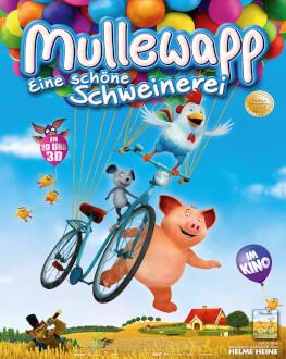 Mullewapp – Eine Schöne Schweinerei / Trei prieteni aventuroşi - Petrecere în Mullewapp