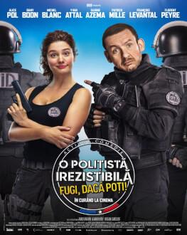 O polițistă irezistibilă - Fugi, dacă poți! Premieră