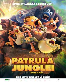 Patrula Junglei / The Jungle Bunch Avanpremieră