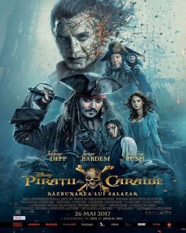 Pirații din Caraibe: Răzbunarea lui Salazar / Pirates of the Carribean: Dead Men Tell No Tales Avanpremieră