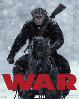 Planeta maimuțelor: Războiul / War for the Planet of the Apes Premieră