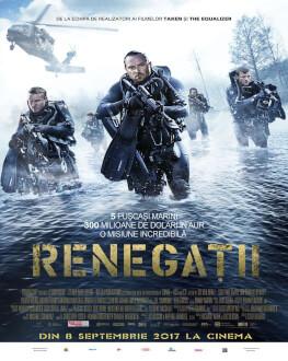 Renegades / Renegaţii Avanpremieră