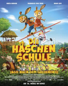 Școala iepurașilor – Păzitorii oului de aur Die Häschenschule - Jagd nach dem goldenen Ei