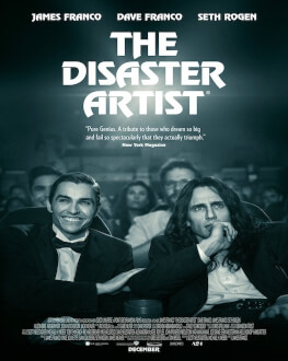 The Disaster Artist Premieră