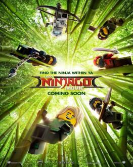 The LEGO Ninjago Movie Premieră