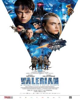 Valerian și orașul celor o mie de planete Premieră