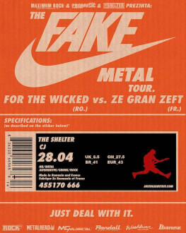 For The Wicked vs Ze Gran Zeft