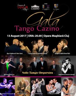 Solo Tango Orchestra Gala Tango Cazino 2017