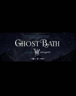 Ghost Bath [us], Heretoir [de] Concert