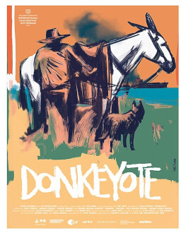 Donkeyote HipTrip Travel Film Festival 2017
