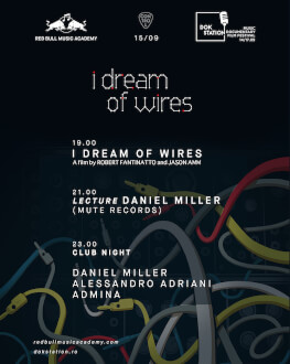 I Dream of Wires RBMA X DokStation