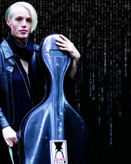 Zoe Keating Jazz Nouveau