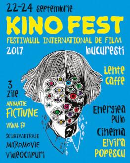 Scurtmetraje pentru copii Kinofest 2017