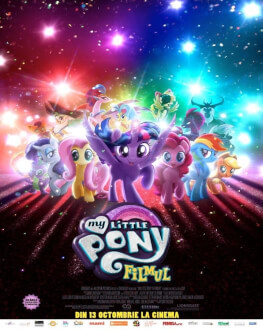 My Little Pony: The Movie My Little Pony: Filmul