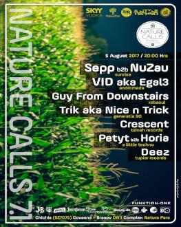 Nature Calls Festival 7.1