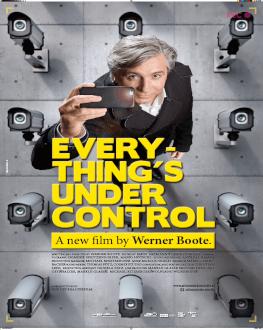 Everything Is Under Control / Totul e sub control One World Romania 10 - secțiunea Ministerul Groazei