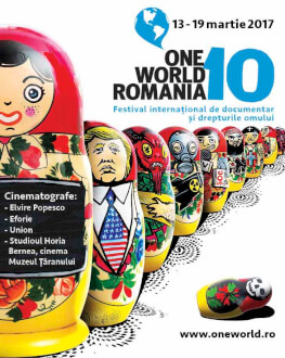 One World Romania 10 - Festival Pass