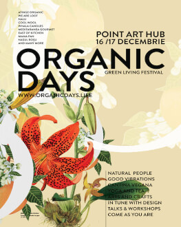 Organic Christmas - Green Living Festival Winter Edition