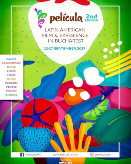 Festival Pass Película - Latin American Film & Experience in Bucharest - 2nd Edition