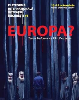 Bun de Export + Artist Talk with the team Platforma Internațională de Teatru #4
