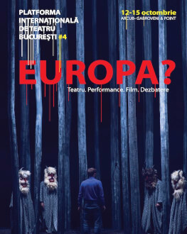 EXIT + Artist Talk with the team Platforma Internațională de Teatru #4