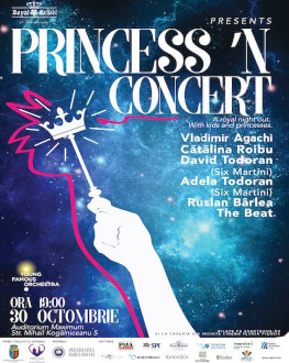 Princess 'n Concert A Royal Night Out. With Kids and Princesses