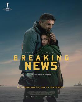 Breaking News Proiecție + Q&A cu echipa filmului