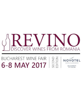 REVINO – Bucharest Wine Fair ediția a doua