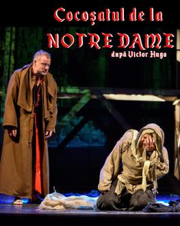 Cocoșatul de la Notre Dame de Victor Hugo În regia lui Cristian Nedea