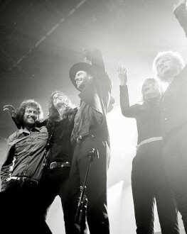 The Veils (UK) Opening: Alexu and The Voices Inside & Meercha (RO, UK)
