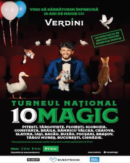 Verdini - Turneu Național 10Magic