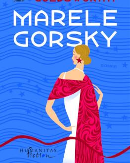 """""""Marele Gorsky"""" de Vesna Goldsworthy, flamboaianta poveste pereche a romanului-cult al secolului XX, """"Marele Gatsby"""" Lansare de carte"""