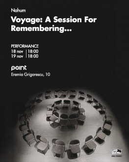 Voyage: A session for remembering...