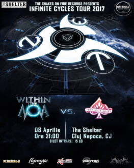 Within the Nova vs. Eat Your Heart Concert