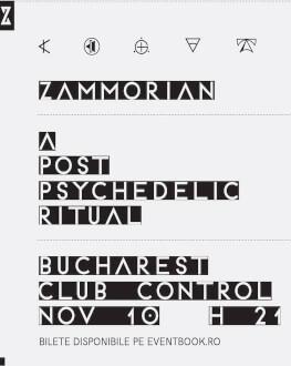 Zammorian — A Post-Psychedelic Ritual