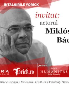 Întâlnire cu Miklós Bács Întâlnirile Yorick