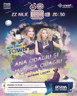 New Band in town: Concert Ana si Monica Odagiu