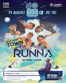 New Band in Town: Concert RUNNA