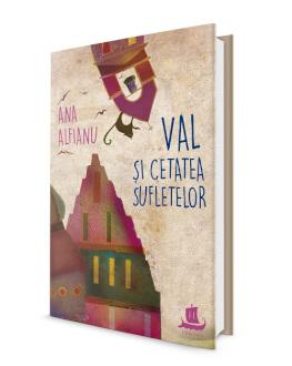 """Campionatul Poveștilor cu """"Val și Cetatea Sufletelor"""" Sâmbătă, 8 aprilie, ora 11.30"""