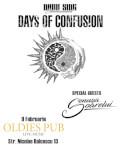 Days of Confusion În deschidere: Cenușa Soarelui