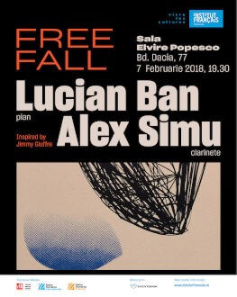 Free Fall - Lucian Ban & Alex Simu Concert