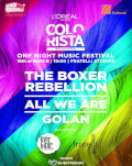 #doityourway: The Boxer Rebellion All We Are + Golan