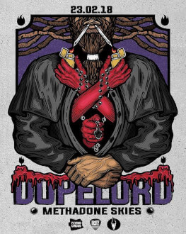 Dopelord [pl] live