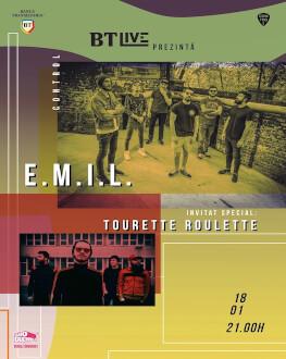 EMIL la BT Live / Invitat: Tourette Roulette