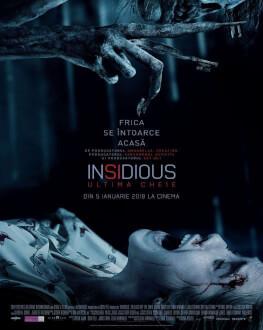 Insidious: The Last Key / Insidious: Ultima cheie Premieră