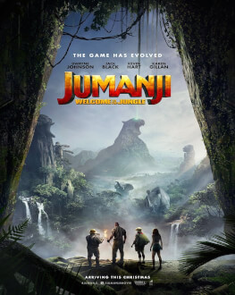 Jumanji: Welcome to the Jungle / Jumanji: Aventură în junglă Premieră