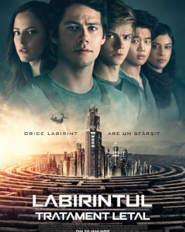 Maze Runner: The Death Cure / Labirintul: Tratament letal Avanpremieră