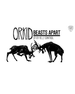 Orkid - Beasts Apart Live