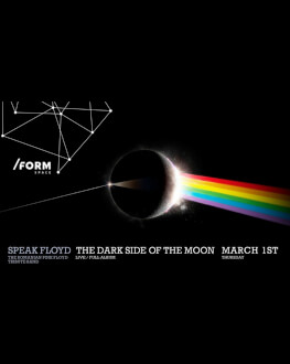 Speak Floyd - concert aniversar